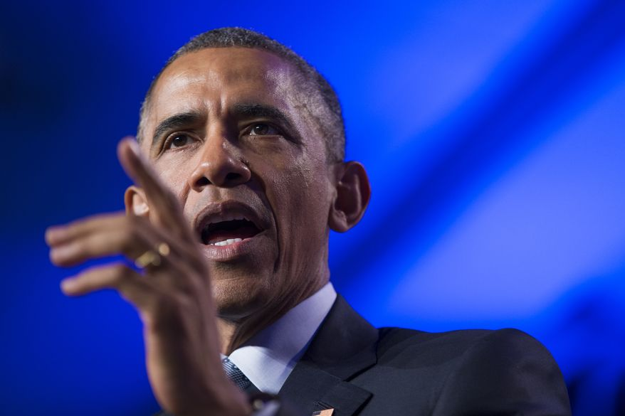 President Obama's proposal for a new authorization for the use of military force would leave in place a 2001 war resolution authorizing the fight against al Qaeda. The president already has been using the 2001 resolution to justify six months of airstrikes and other combat operations against Islamic State fighters. (Associated Press)