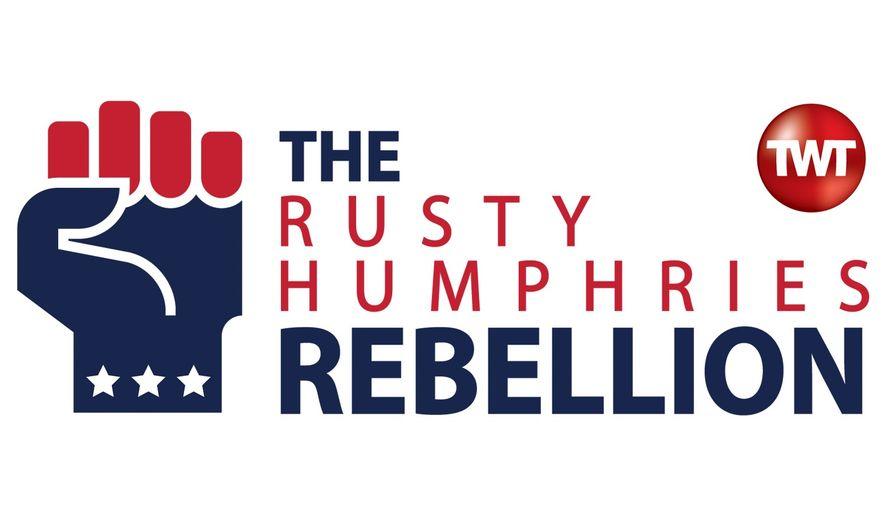 Rusty Humphries Rebellion Logo