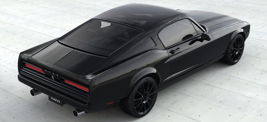 Ford Muscle Car Crossword