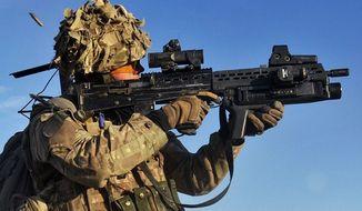 (Image: U.K. Army)