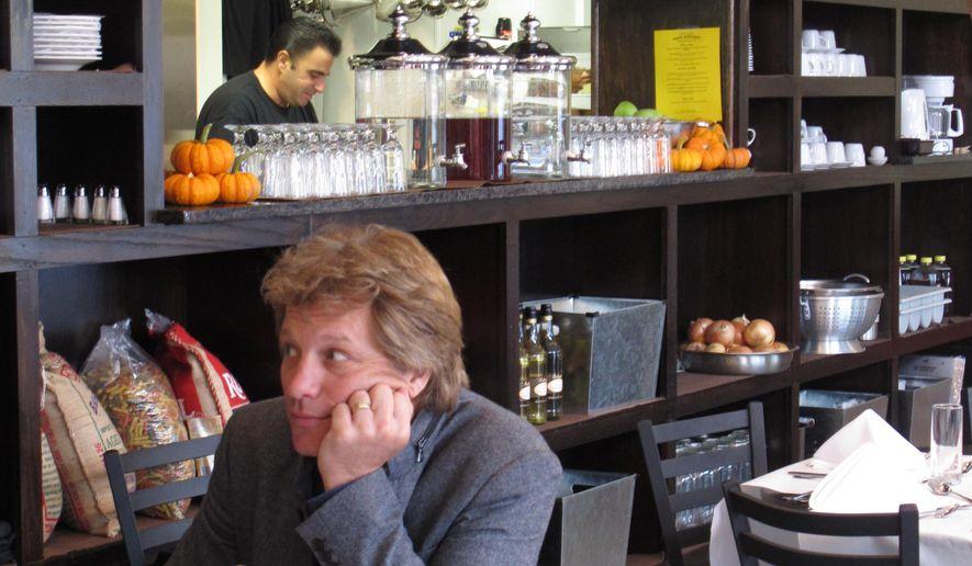Bon Jovi sponsors eatery in Sandy-ravaged Jersey shore town ...