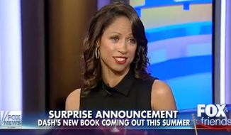 Actress and Fox News contributor Stacey Dash is releasing a book this summer based on the brutal backlash she has faced from the Hollywood left since she decided to reveal herself as a conservative. (Fox News)