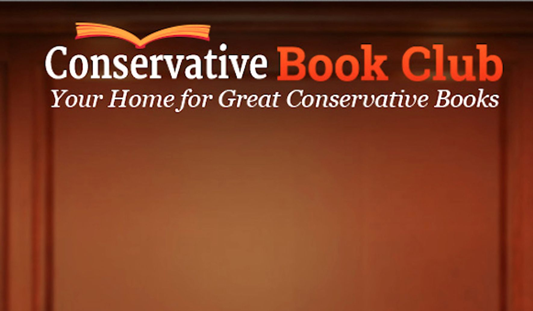 Conservative Book Club site steers readers to the right