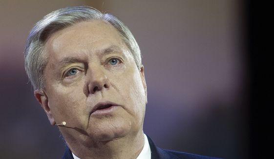 Lindsey Graham Apologizes For Plastic Surgery Crack At Nancy Pelosi Washington Times