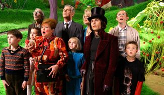 Charlie and the Chocolate Factory: 10th Anniversary brings Willy Wonka back to the Blu-ray format. (Courtesy of Warner Home Video)