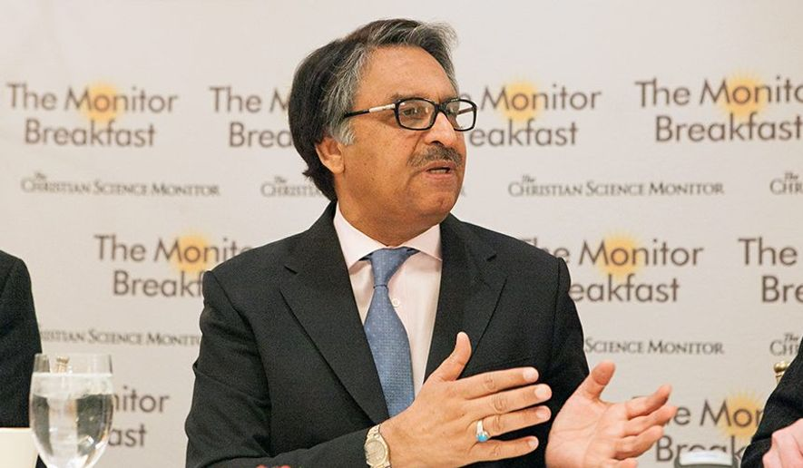 "A deal to curb Iran's nuclear programs and ease economic sanctions on Tehran would be seen as ""extremely positive"" by Pakistan and many other countries in the region, Pakistani Ambassador to the U.S. Jalil Abbas Jilani told a breakfast hosted by the Christian Science Monitor just an hour before the Israeli leader began speaking on Capitol Hill."