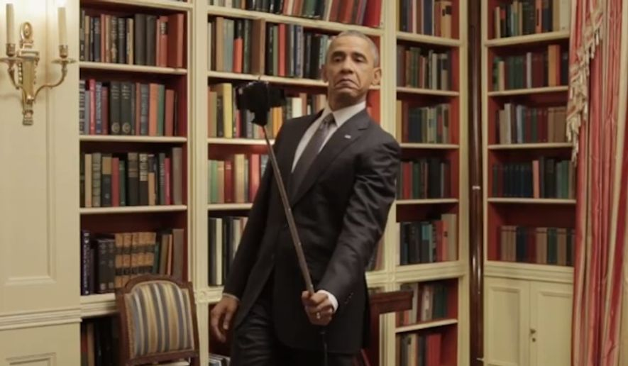 Nearly three weeks after President Obama goofily posed in front of a selfie stick for BuzzFeed, the Smithsonian Institution has announced it's banning the handheld monopods at all 19 of its museums and gardens. (BuzzFeed)