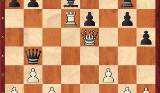 Jobava-Mamedyarov after 21. Red1.