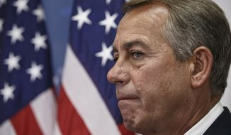 Rank-and-file Republicans are openly contemplating a coup against House Speaker John A. Boehner and his top lieutenants after a series of self-inflicted legislative fumbles and political defeats in the first weeks of the congressional session. (Associated Press)