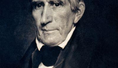 VP Quiz William Henry Harrison