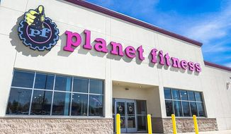 Image: Twitter, Planet Fitness