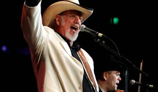 Grammy winner Ray Benson of Asleep at the Wheel isn't overly familiar with the current Nashville hit makers. That's understandable even for a 40-year veteran. Texas music, especially Western swing, has own brand of country. (Associated Press)