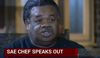 Howard Dixon, a black chef who worked for 15 years at Oklahoma University's Sigma Alpha Epsilon house, may now be out of a job, but online donations have started pouring in for his support after the fraternity was booted from campus over a video showing members participating in a racist chant. (CBS News)