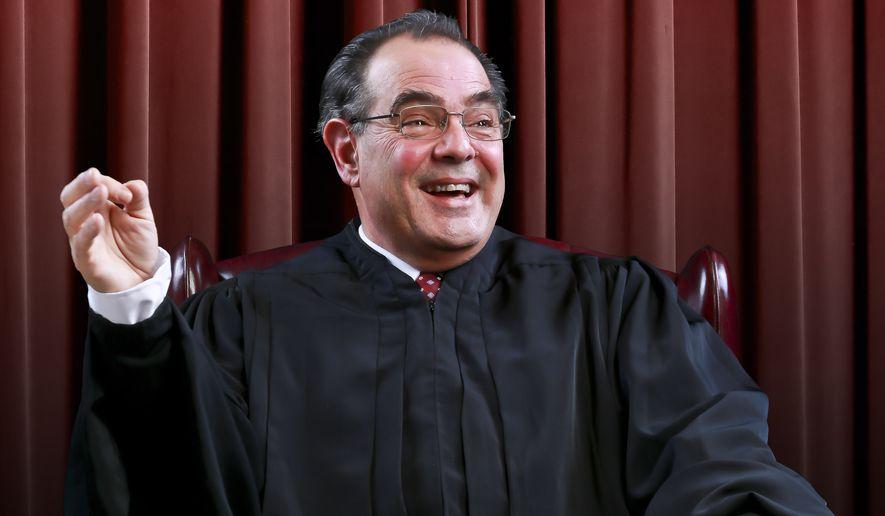 """Edward Gero will portray Supreme Court Justice Antonin Scalia in """"The Originalist."""" (Tony Powell)"""