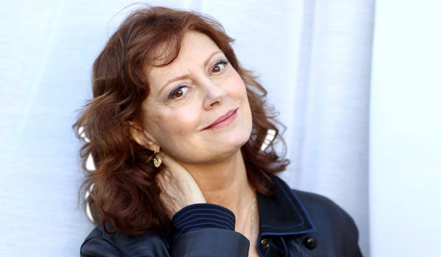 Susan Sarandon. (Associated Press) ** FILE **