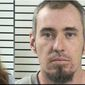 Melissa Kay Lynn Poole and Jeremy Daniel Dishner were charged with misdemeanor child abuse in Statesville, N.C. Their five children were found living in filth along with their dead grandfather. (Iredell County Sheriff's Office)
