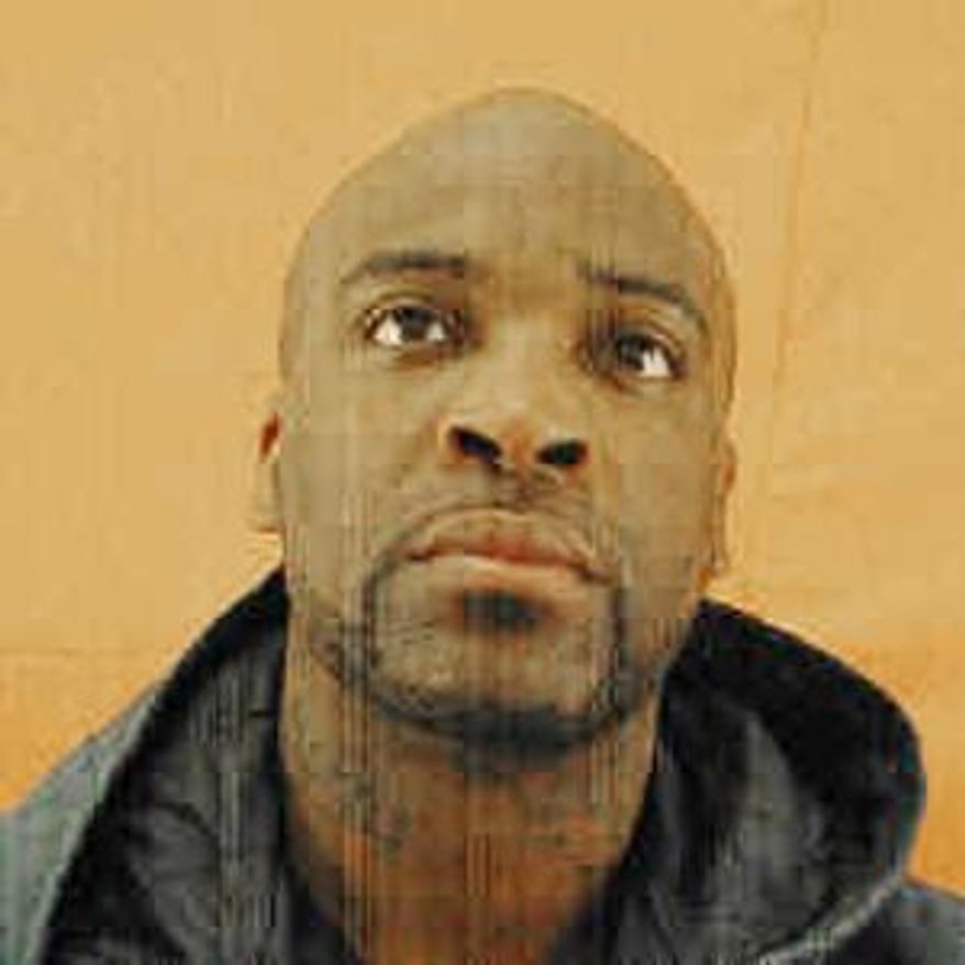 This undated photo provided by the Ohio Dept. of Rehabilitation and Corrections shows  Terrance Moxley. Moxley, 29, died outside a corrections-based halfway house in the city of Mansfield, Ohio March 10, 2015, after being shocked with a taser in a struggle with police. (AP Photo/Ohio Dept. of Rehabilitation and Corrections)