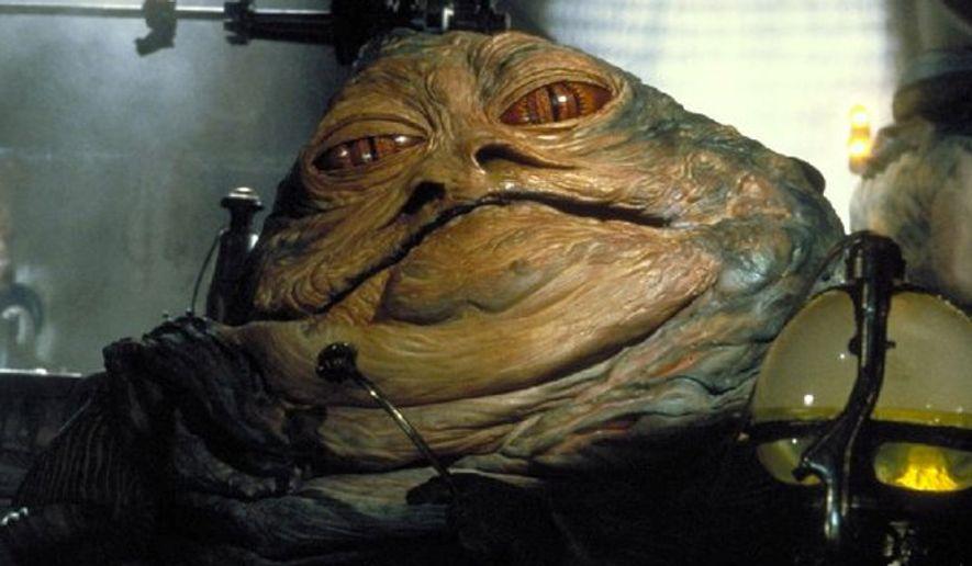 Resultado de imagem para star wars episode 6 jabba