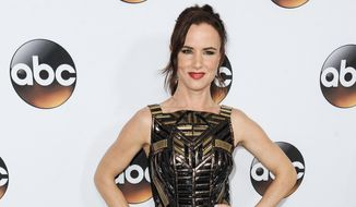 Actress Juliette Lewis arrives at the Disney/ABC Television Group 2015 Winter TCA Party in Pasadena, Calif., in this Jan. 14, 2015, file photo. (Photo by Richard Shotwell/Invision/AP, File)