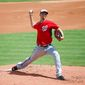 Nationals pitcher A.J. Cole uses the reminder of failure in a poor outing Thursday as a prod for more work and improvement. (Associated Press)
