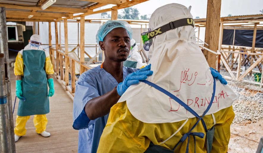 While Ebola is losing its grip on Sierra Leone, major losses of rice production in its wake will soon devastate the country and lead to massive famine without international aid. (associated press)