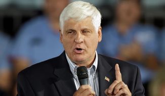 Rep. Bob Gibbs, Ohio Republican, questioned how the EPA can go forward with a rule expanding the reach of the Clean Water Act to ponds and ditches without knowing the breakdown of positive and negative public comments on the regulation. (ASsociated Press)