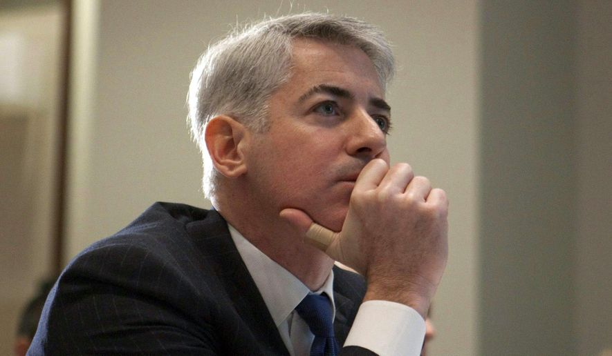 This Feb 6 2012 Photo Shows Bill Ackman Of Pershing