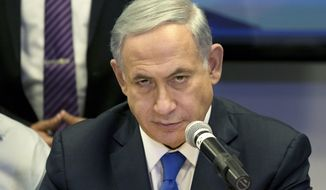 Benjamin Netanyahu's fervent criticism of the Obama administration's pursuit of an Iran nuclear deal is likely to continue to strain Israel's alliance with Washington. (Associated Press)