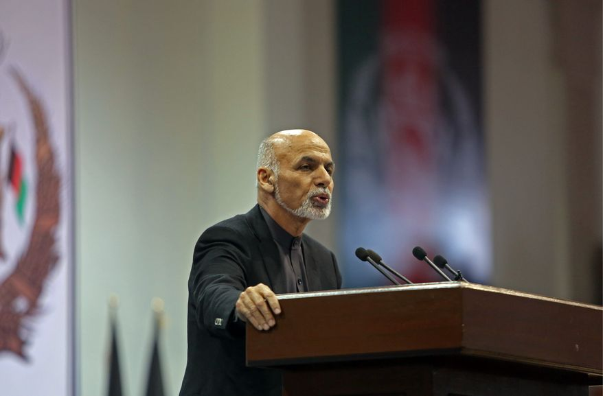 Afghan President Ashraf Ghani, a onetime anthropologist and former World Bank executive, will meet with President Obama and Secretary of State John F. Kerry to discuss possible changes to the timetable to withdraw the bulk of American troops. (Associated Press)
