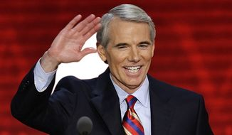 Sen. Rob Portman of Ohio. (associated press)