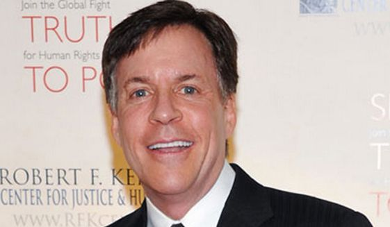 Sportscaster Bob Costas. (Associated Press) ** FILE **