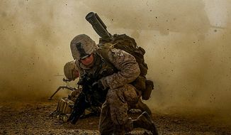 Image: U.S. Marine Corps.