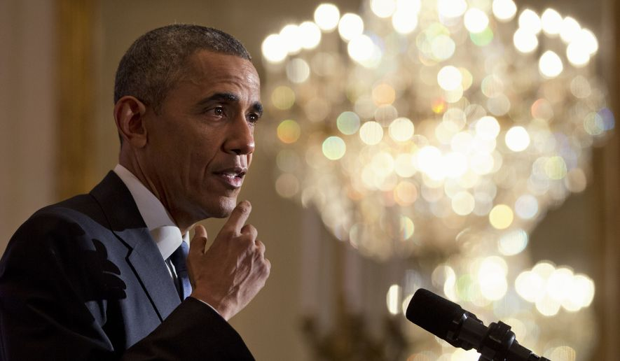 In addition to announcing proactive legal status for 4 million illegal immigrants, President Obama in November also ordered immigration agents not to bother deporting most of the rest of the illegal immigrant population and to focus only on serious criminals. (Associated Press)