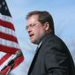 Grover Norquist, founder of Americans for Tax Reform, will have a spirited discussion with Federation for American Immigration president Dan Stein later this week. The topic: immigration. (Associated Press)