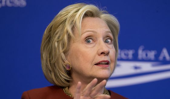 Many of the key figures cited in a scathing inspector general's report this week are allies of Hillary Rodham Clinton, marking the latest in a series of stumbles for the former first lady and secretary of state that likely forced her to delay her planned presidential campaign announcement. (Associated Press)