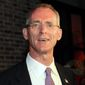 Former Rep. Bob Inglis, South Carolina Republican, founded the Energy and Enterprise Initiative to seek out free market and conservative answers to problems of energy and climate. (Associated Press)