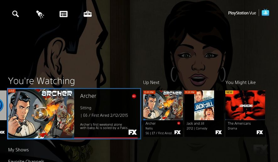 details on playstation vue comparison with sling tv washington times