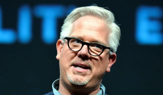 Radio and television personality Glenn Beck. (Associated Press) **FILE**