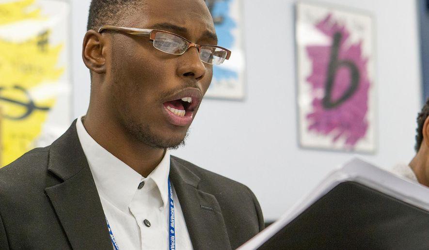 EXCHANGE: Belleville students find voices by singing opera