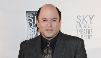In this Sept. 29, 2013 file photo, Jason Alexander attends the First Annual SALUTE to the Playwright Honors Terrence McNally at the Saban Theatre, in Los Angeles. (Photo by Richard Shotwell/Invision/AP, File)