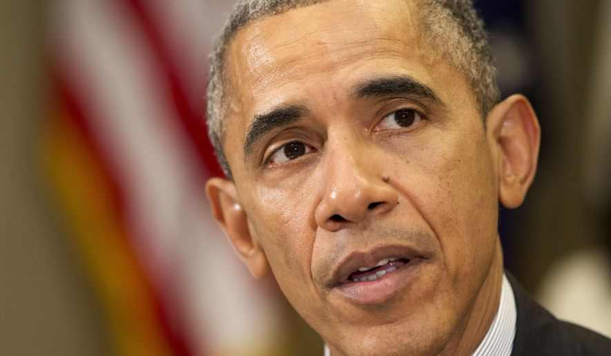 President Obama (Associated Press) **FILE**