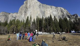 Be prepared to pay a bit more if you're going to visit some of the national parks and recreation areas this summer. After a six-year moratorium, the federal government has begun increasing the price of admission at some of its public lands and the fees charged for camping, boating, cave tours and other activities. (AP Photo/Ben Margot, File)