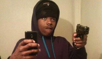 Anthony Stokes, the troubled Georgia teen who activists rallied behind for a heart transplant less than two years ago, died in a car accident on Tuesday while fleeing police. His Facebook page had pictures of him showing off a pistol. (Facebook via New York Daily News)