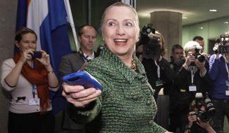 Hillary Clinton (Associated Press/File)