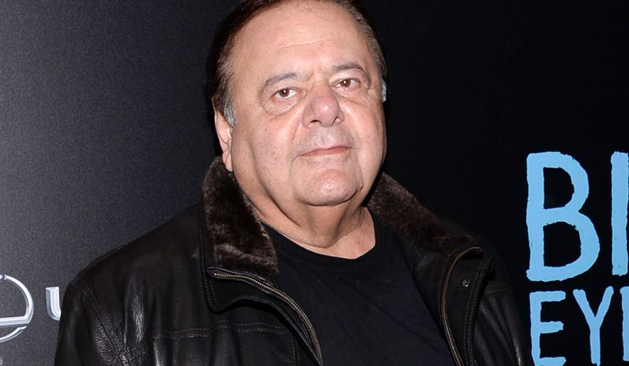 "FILE - In this Dec. 15, 2014 file photo, actor Paul Sorvino attends the ""Big Eyes"" premiere at the Museum of Modern Art in New York. Sorvino is blaming unfavorable news coverage for killing a deal to distribute a movie he produced with $500,000 from a Pennsylvania county. Sorvino told WILK-FM on Wednesday, April 1, 2015, that negative commentary from a station host and a newspaper columnist caused trouble for ""The Trouble With Cali."" He says a Canadian distributor didn't want to be part of the controversy surrounding the taxpayer-subsidized production. (Photo by Evan Agostini/Invision/AP, File)"