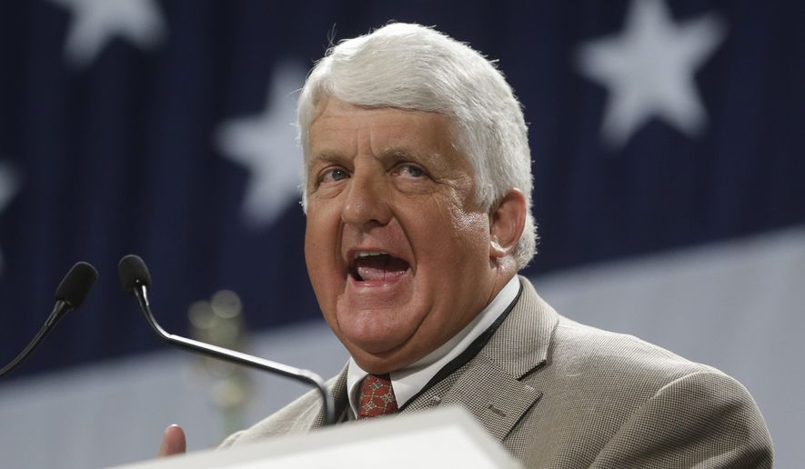Rep. Rob Bishop, Utah Republican, is a fierce critic of President Obama's plans to declare great chunks of the Beehive State as protected and thus off-limits to development and gas and oil exploration. Mr. Bishop is preparing a proposal to deviate from Mr. Obama's land-use plans. (Associated Press)