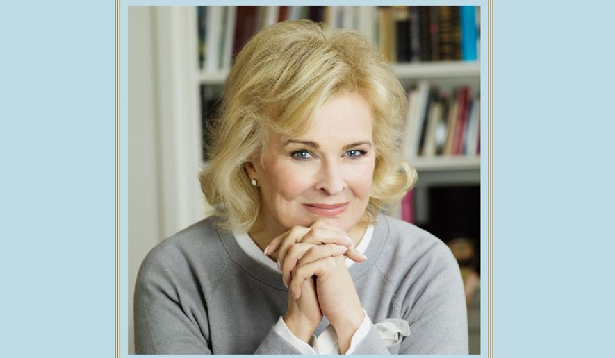 """This photo provided by courtesy of Simon & Schuster shows the cover of the book, """"A Fine Romance,"""" by Candice Bergen. (AP Photo/Simon & Schuster)"""