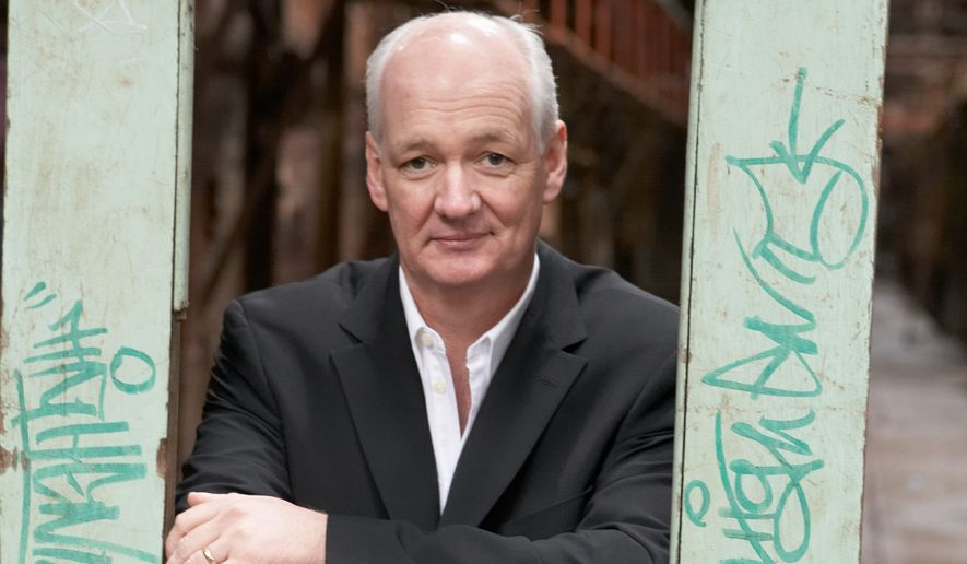 "Funnyman Colin Mochrie says the new version of the top-rated ""Whose Line Is It Anyway?"" may be a little more lax censorshipwise. Aside from that, it is the same sort of setup but with more guests."