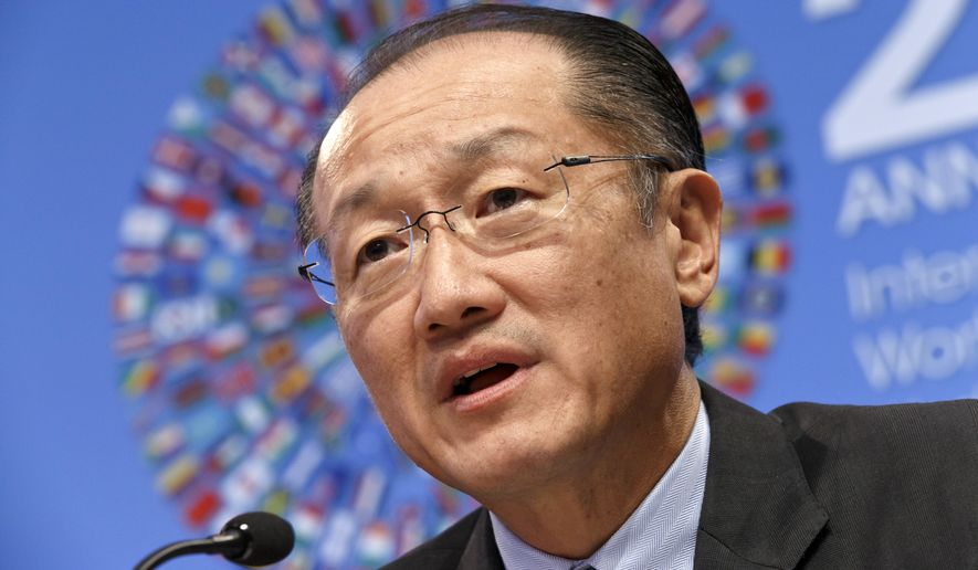 World Bank President Jim Yong Kim told a Washington forum Tuesday morning that he does not see the proposed Asian Infrastructure Investment Bank (AIIB) as a rival to existing institutions such as the World Bank and the Asian Development Bank, saying the need is far greater than any one institution can meet these days. (Associated Press)