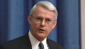 Sen. Richard H. Black (Associated Press)